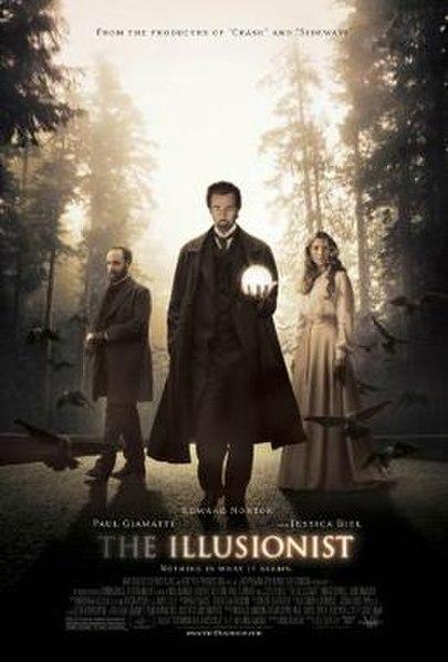 Illusionist Poster