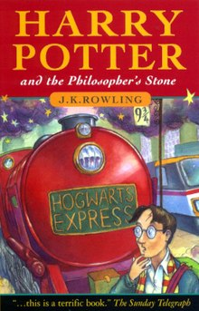 Harry Potter And The Philosopher's Stone Pdf : harry, potter, philosopher's, stone, Harry, Potter, Philosopher's, Stone, Wikipedia