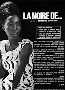La Noire De... : noire, de..., Black, (1966, Film), Wikipedia