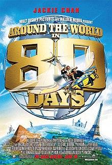 Le Tour Du Monde En Quatre-vingts Jours (film, 2004) : monde, quatre-vingts, jours, (film,, 2004), Around, World, (2004, Film), Wikipedia