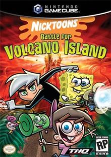 Nickelodeon Infinity Island Game : nickelodeon, infinity, island, Nicktoons:, Battle, Volcano, Island, Wikipedia