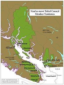 Nautsa mawt Tribal Council  Wikipedia