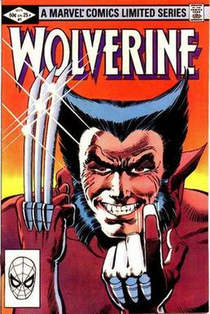 Wolverine (comic book)