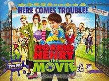 Horrid Henry Official Quad Jpg
