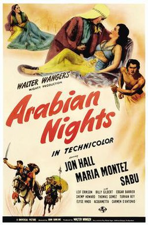 Arabian Nights (1942 film)