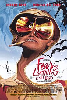 Johnny Depp Las Vegas Parano : johnny, vegas, parano, Loathing, Vegas, (film), Wikipedia