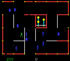 Frenzy 1982 video game  Wikipedia