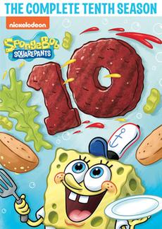 Nickelodeon October 2016 : nickelodeon, october, SpongeBob, SquarePants, (season, Wikipedia