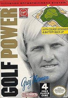 Greg Normans Golf Power  Wikipedia