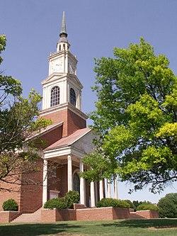 Oklahoma Baptist University  Wikipedia