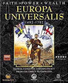 europa universalis wikipedia