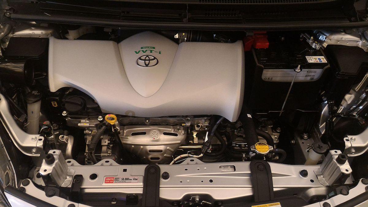 2007 Toyota Yaris Fuse Box Location Toyota Nr Engine Wikipedia
