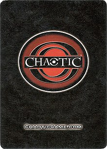 Chaotic Trading Card Game Wikipedia