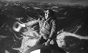 "From Dr. Strangelove: Major ""King"" K..."