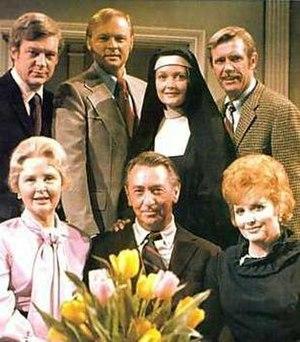 The Horton Family in 1973: Back Row: Edward Ma...