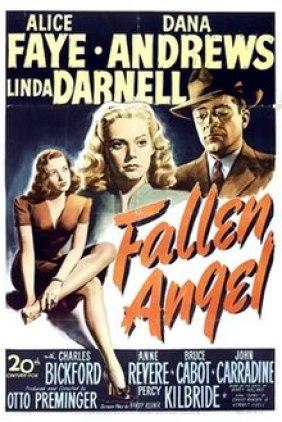 Image result for alice faye in fallen angel