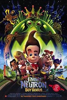 The Adventures of Jimmy Neutron: Boy Genius / Characters