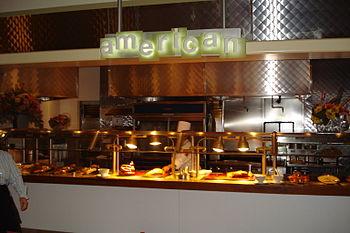 SpiceMarket Buffet American food