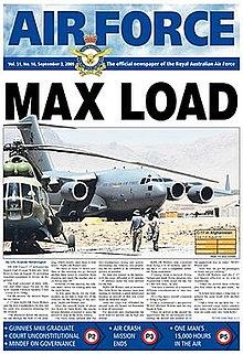 Air Force Newspaper Wikipedia