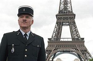 Steve Martin as Inspector Jacques Clouseau, su...