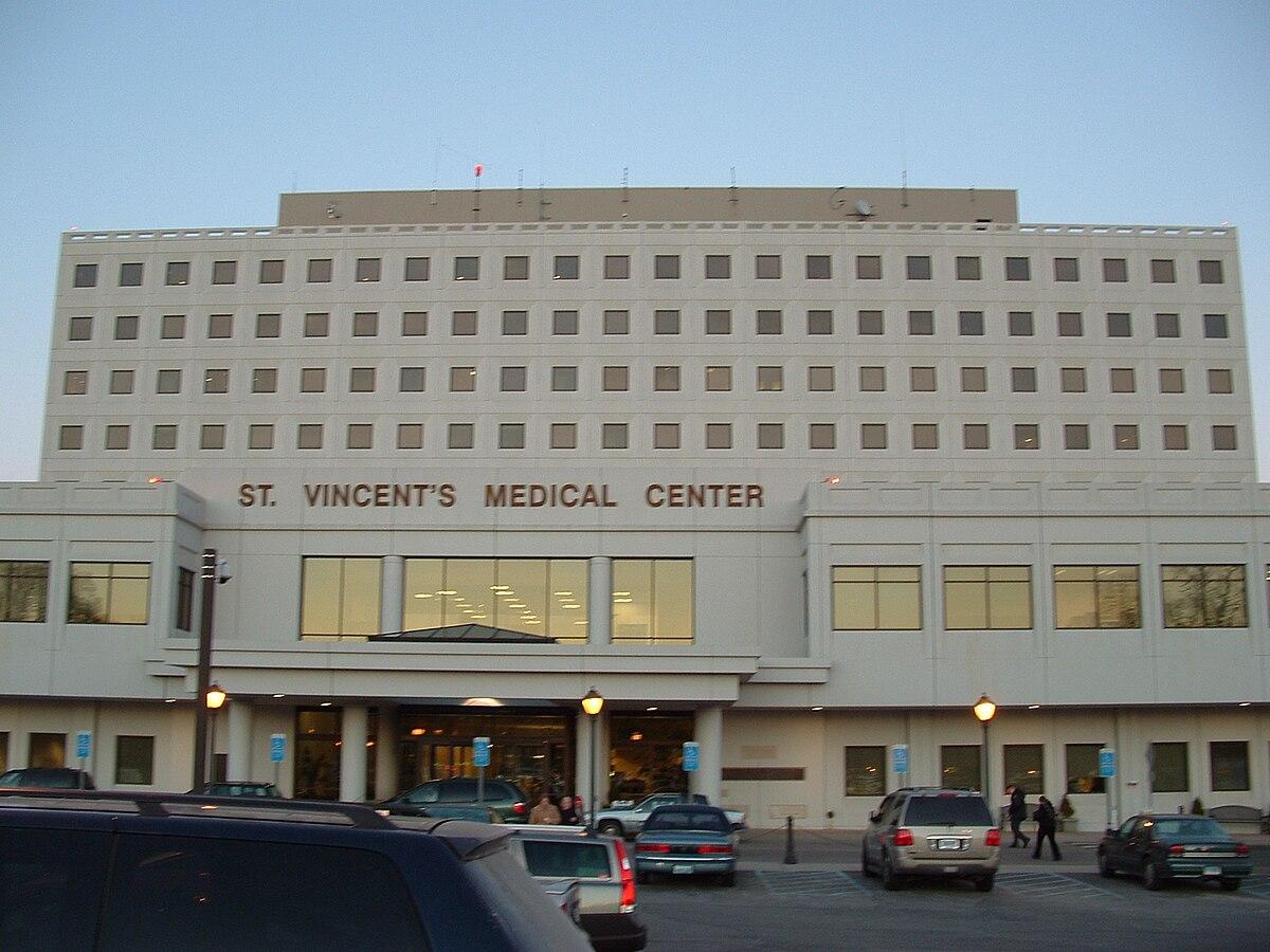 St Vincents Medical Center Bridgeport  Wikipedia