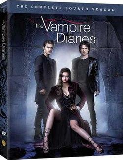 The Vampire Diaries Saison 3 : vampire, diaries, saison, Vampire, Diaries, (season, Wikipedia
