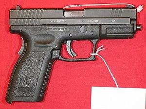 HS2000 9mm Pistol