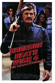 Death Wish 4 The Crackdown Wikipedia