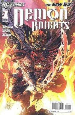 Demon Knights  Wikipedia