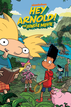 Lorenzo Hey Arnold : lorenzo, arnold, Arnold!:, Jungle, Movie, Wikipedia