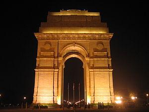India Gate 2006