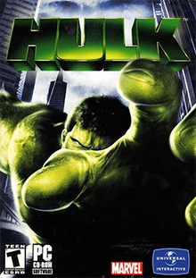 Hulk Video Game Wikipedia