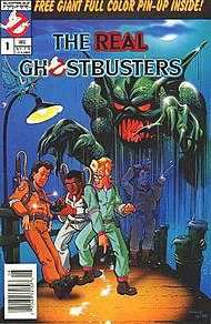 The Real Ghostbusters Comics Wikipedia