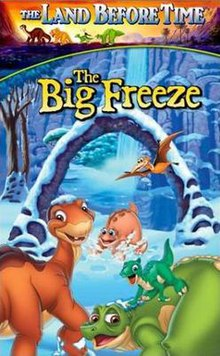 The Land Before Time VIII The Big Freeze  Wikipedia