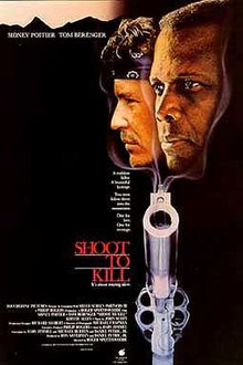 Image result for shoot to kill poster