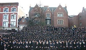 Group photo of Chabad-Lubavitch Shluchim (emis...