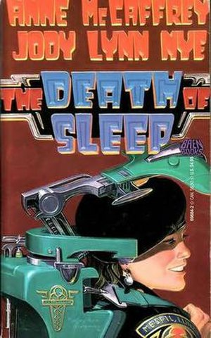 "Cover sample of ""The Death of Sleep""..."
