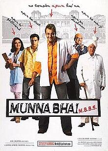 Image result for munna bhai mbbs movie