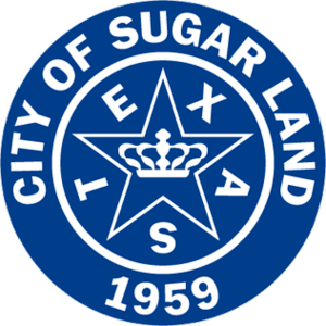 Official seal of City of Sugar Land