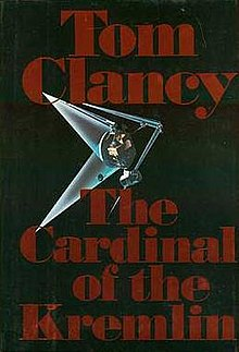 The Cardinal of the Kremlin  Wikipedia