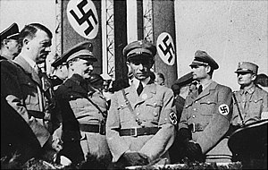 The architects of the purge: Hitler, Göring, G...