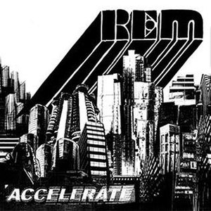 Accelerate album cover
