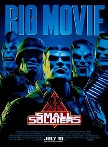 Traduction The Sound Of Silence : traduction, sound, silence, Small, Soldiers, Wikipedia