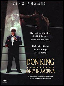 Don King Only In America Wikipedia