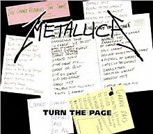 Metallica Turn The Page Cover Jpg