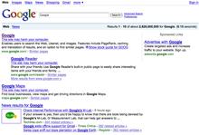 google search wikipedia