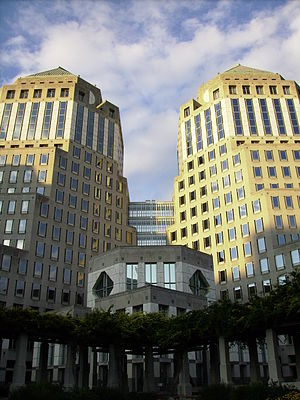 Procter and Gamble Twin Towers Cincinnati