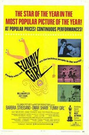 Funny Girl (film)