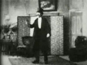Screenshot from The Magician (Edison Mfg. Co, ...