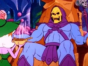 Spritina offers Skeletor spoo in the She-Ra: P...